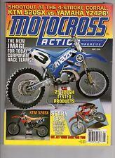 Motocross Action Magazine May 2000 Ktm 520Sx Vs. Yamaha Yz426