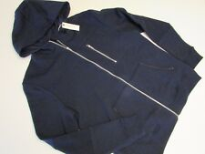 NWT Sovereign Code Los Angeles Full  Zip Hoodie Sweat-Shirt Jacket /Medium /Navy