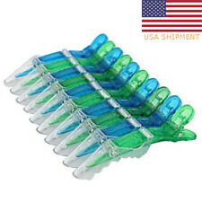 20Pcs Alligator Hair Clips Salon Croc Hair Styling Clip Sectioning Croc Clip