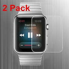Premium Tempered Glass Film Screen Protector For iWatch Apple Watch 38mm/42mm US