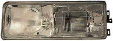 Headlight Lens-Assembly Left Dorman 1590012 fits 1989 Buick Century