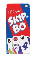 Mattel 52370-0 - Skip-bo Kartenspiel