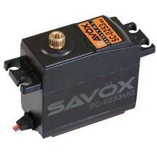 Savox STANDARD DIGITAL Metal Gear SERVO 0.15 / 83.3 SC0253MG SAVSC0253MG
