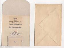 VINTAGE CARD / CATEDRAL DE SAN JUAN PUERTO RICO / 1943
