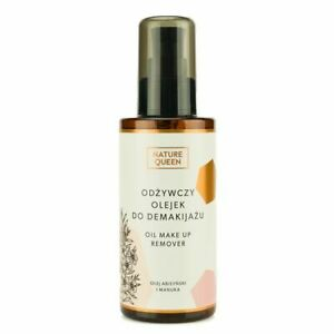 Nature Queen Nourishing makeup remover oil, natural care 150 ml