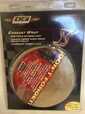 "DESIGN ENGINEERING INC 010101 Exhaust Wrap Tan 1"" wide x 50' roll"