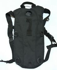 New Airsoft 3L Hydration Water Reservoir Nylon Backpack Pouch Black