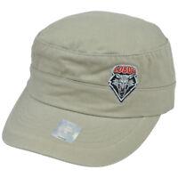 NCAA New Mexico Lobos Fatigue Military Hat Cadet Cap Adjustable Top of the World