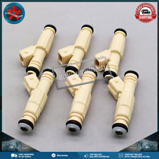 Set of 6 Fuel Injectors for 98-05 Buick Oldsmobile Pontiac 3.8L V6 0280155737