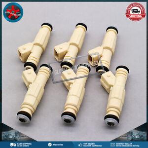 Set of 6 Fuel Injectors for 98-05 Buick Oldsmobile Pontiac 3.8L V6 0280155737