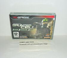JEU NOKIA N.GAGE TOM CLANCY'S SPLINTER CELL TEAM STEALTH ACTION