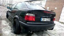 BMW E36 Compact CSL Rear Wing Trunk Spoiler DUCKTAIL drift stance