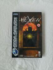 Sega Saturn Hexen NEU