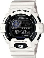 Casio G-Shock GR-8900A-7ER World Time White Solar Powered Watch. WR 200M