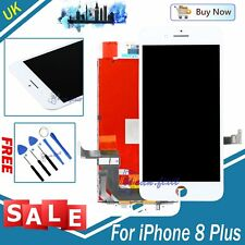 Assembly For iPhone 8 Plus White Lcd Display Touch Screen Digitizer Replacement