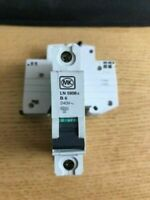MK Single Pole SP 1P 6A 10A 16A 20A 32A 40A 45A 50A 63A Amp Type B MCB