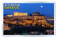 ATHENS GREECE MOD2 FRIDGE MAGNET SOUVENIR IMAN NEVERA