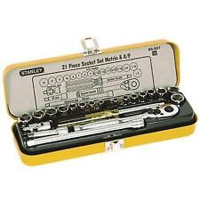 Stanley 89507 1/4 inch Socket Set - 21 Pieces