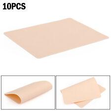 10 pcs Microblading Tatouage Pratique Peau Maquillage Sourcils Lèvres Formation