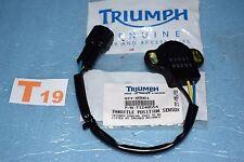 capteur de position de papillon Triumph DAYTONA SPEED TRIPLE SPRINT ST 955 neuf