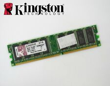1GB KINGSTON DDR1 DIMM Mémoire vive ram PC3200 kvr400x64c3a/1 g