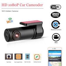 170° 1080P WIFI Hidden Car DVR Mini Dash Cam Camera Video Recorder Camcorder