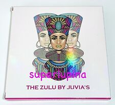 Juvia's Place The Zulu 9-Pan Color Eyeshadow Palette New