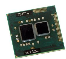 Processore Intel i3-370M 3M cache 2.4 GHz SLBUK Socket rPGA988A Original