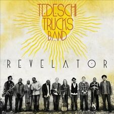 Revelator by Tedeschi Trucks Band (CD, May-2013, Masterworks)