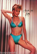 LOT OF 2 POSTERS: FAN CLUB OF AMERICA - JUDY  - SEXY  MODEL    #30-406   LC11 T