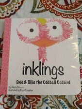 Inklings Evie & Ollie the Oddball Oddbird By Alexis Mason Board Book New Sealed