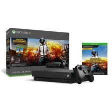 Xbox One X 1TB 4K PlayerUnknown's Battlegrounds Bundle - Black (CYV-00026)