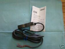 Omron Type: E3X-A21 Photoelectric Switch <