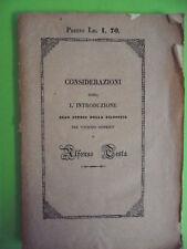 FESTA*INTRODUZIONE STUDIO FILOSOFIA GIOBERTI 1845