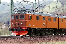 World's most powerful electric locomotive - SJ DM3 3-unit E-lok DCC Sound HO DC