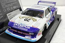 SIDEWAYS SW27 SAUBER BMW M1 TURBO GROUP 5 LE MANS 1982 EMKA 1/32 SLOT CAR