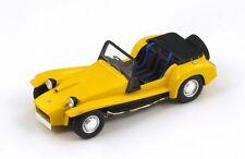 "Lotus Seven S4 (Type 60) ""Yellow"" 1969 (Spark 1:43 / S2185)"