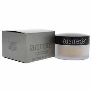 Brand NEW Laura Mercier No 1 Loose Setting Face Powder Translucent 1 oz IN BOX
