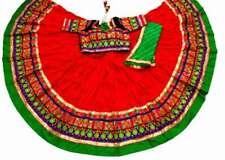 Readymade Navratri special Kutchi work lehnga choli With dupatta