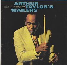 ARTHUR TAYLOR'S WAILERS    CD  WAILIN' AT THE VANGUARD