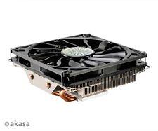 Akasa Nero LX 2 High Performance Low Profile CPU Cooler