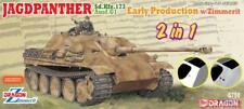 DRAGON 6758 1/35 Jagdpanther Early Production [Bonus:Magic Tracks /Metal Barrel]