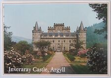 Inveraray Castle scenic postcard