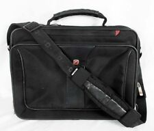 """WENGER Black Mainframe 15.6"""" Laptop Case Msrp $60.00"""
