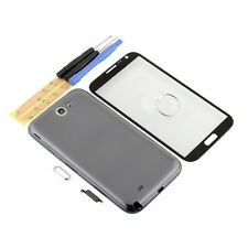 genuine Housing Case Screen Glass tools parts For Samsung Galaxy Note 2 N7100