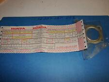 Honda MR50 New Head Gasket OEM 12251-131-003