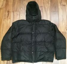 POLO RALPH LAUREN Mens Quilted Down Puffer Jacket Coat Hooded Winter XL X-Large
