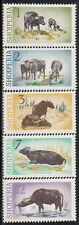 Albania MNH Sc 796-00 Mi 921-25  Fauna