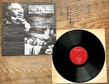 RARE Quarter to Twelve RED LIGHTNIN 002 LP Little Walter Jacobs BLUES HARP