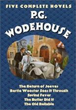 P. G. Wodehouse : Five Complete Novels by Pelham Grenville Wodehouse
